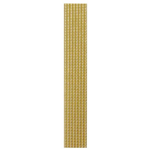 16 Perlstreifen, SB Pack, gold, 250x2mm