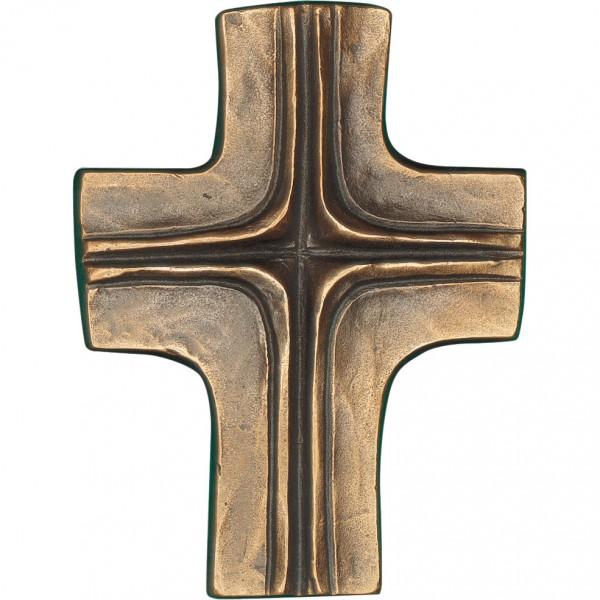 Bronzekreuz, 800763, schlichtes Kreuz