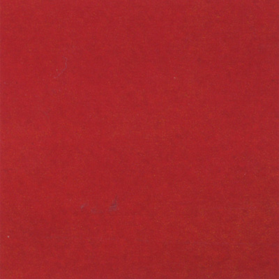 Verzierwachsplatte, Nr. 0300, glanzrot, 200 x 100 x 0,5 mm