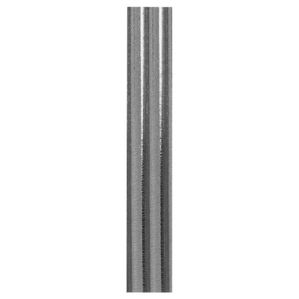 6 Rundstreifen, SB Pack, silber, 250x7mm