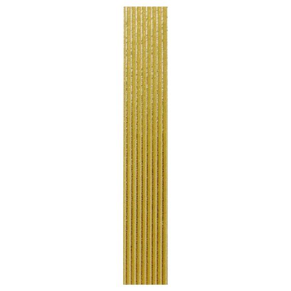 20 Rundstreifen, SB Pack, gold, 250x2mm