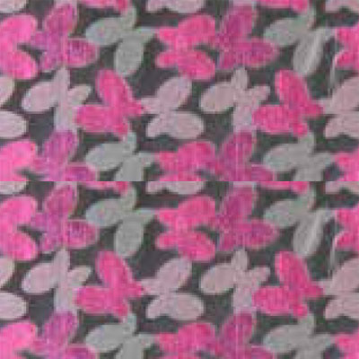 Verzierwachsplatte, Nr. 3003, Bedruckt auf glanzsilber, 200 x 100 x 0,5 mm