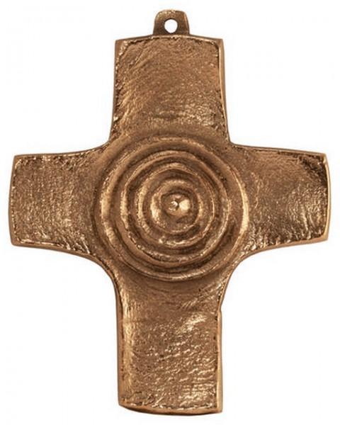 Bronzekreuz, 802044, Kreise, 8x7cm