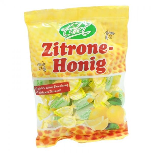 100g Zitrone Honig Bonbons gefüllt