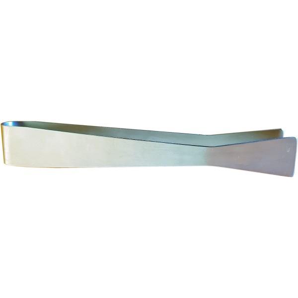 Hostienzange, Edelstahl, Länge 18,5cm, Breite 2,5cm