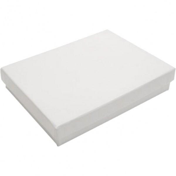 Geschenketui, 802203-3, weiß, 12x9cm