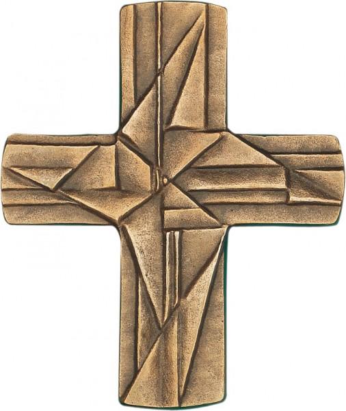 Bronzekreuz, 800942, Ornamentkreuz, 9,5x8cm
