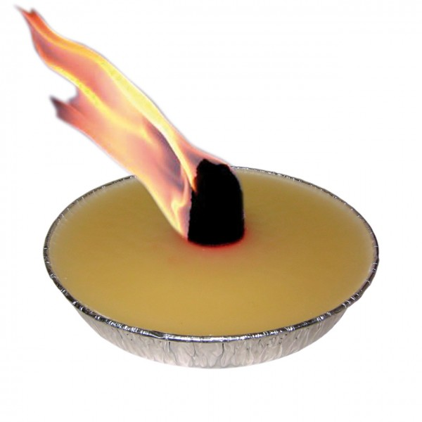 Flammschale, offen, klein, Ø=16cm, ca. 5h