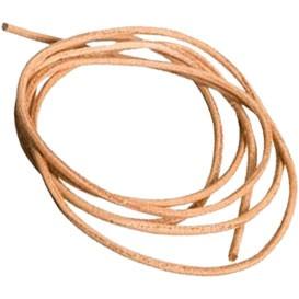 Lederband, 800511, braun, 100cm