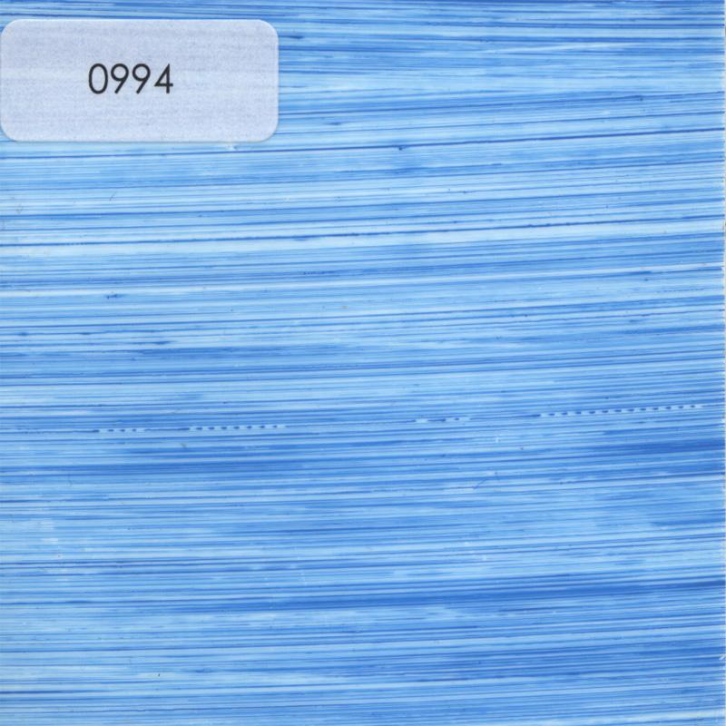Verzierwachsplatte, Nr. 0994, Bemalt, 200 x 100 x 0,5 mm