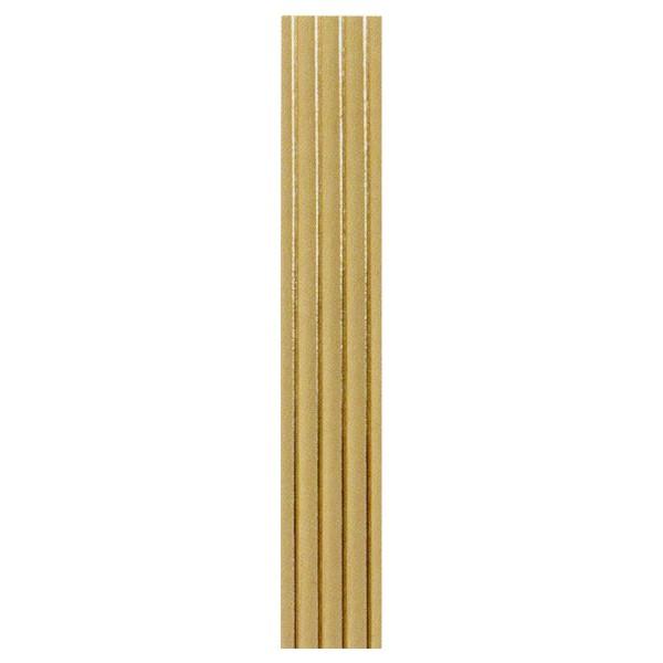 11 Flachstreifen, SB Pack, gold, 220x4mm