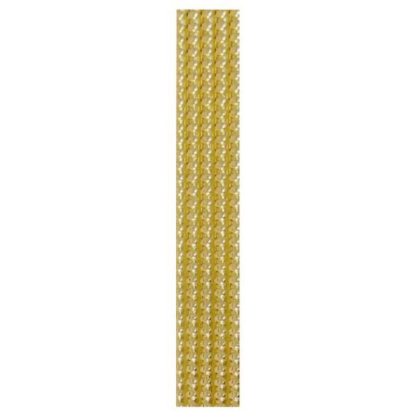 8 Perlstreifen, SB Pack, gold, 250x4mm