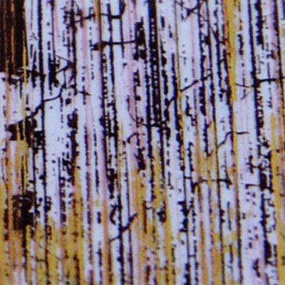 Verzierwachsplatte, Nr. 0906/58, Multicolor, 200 x 100 x 0,5 mm