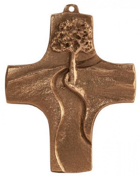 Bronzekreuz, 802045, Weg, 8x7cm