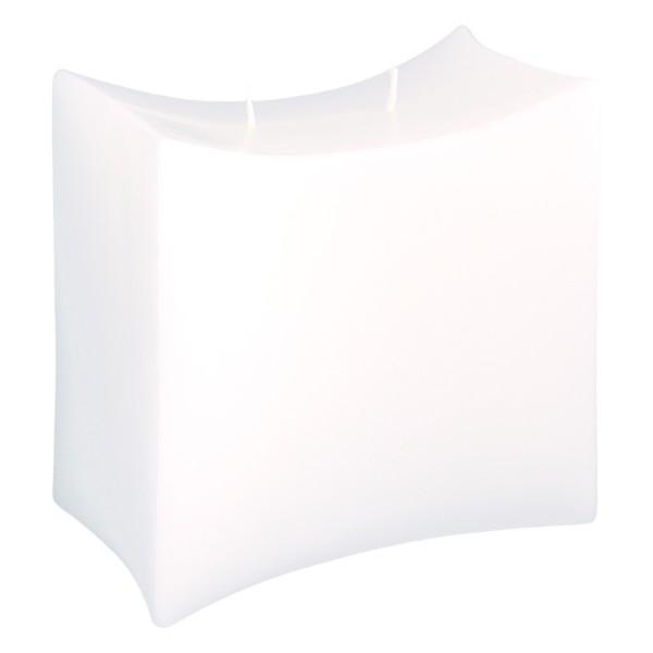 Form 70995, Turm klein, 150x160x100, Rohling, weiß