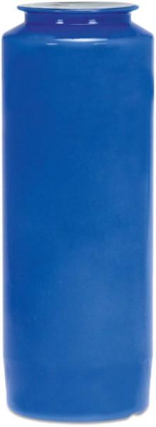 20 Grablichter, Memoriam Nr.936, ca. 9 Tage, blau