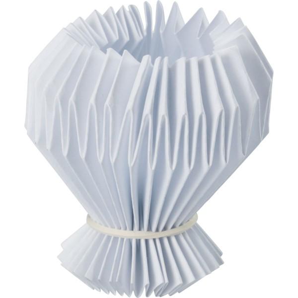 Tropfrüsche Papier, für Kerzen bis Ø=50mm