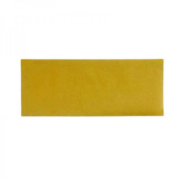 Schreibfolie, gold, 100x40mm