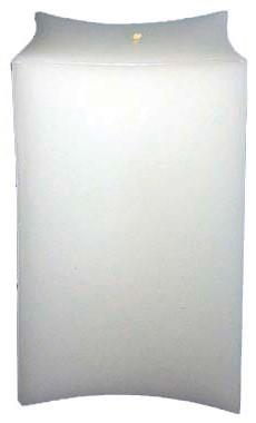 Form 70996, Turm groß, 200 x 160 x 100 mm, Rohling, weiß