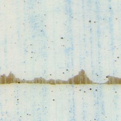 Verzierwachsplatte, Nr. 0902, Multicolor, 200 x 100 x 0,5 mm