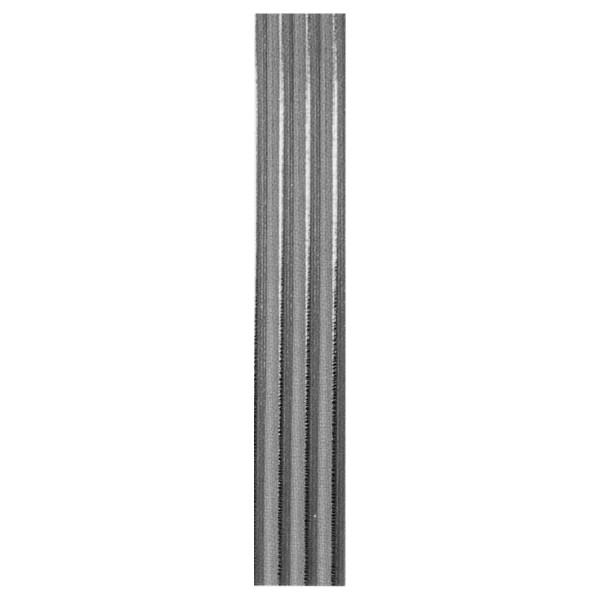 7 Rundstreifen, SB Pack, silber, 250x5mm
