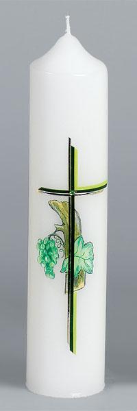 Liturgische Kerze, 2635, 265x60, Fotodruck, ---Abverkauf---