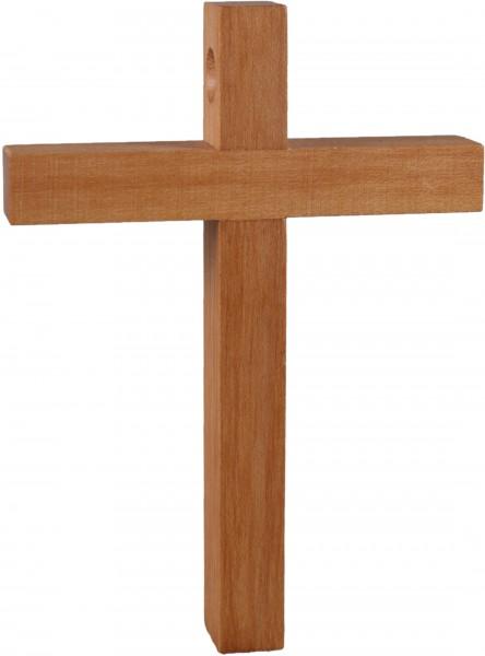 Holzkreuz, groß, 500705, 95 x 70 mm, natur, geölt