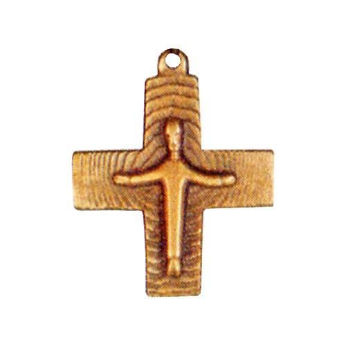 Halskreuz, 800750, 4x3cm, Korpuskreuz