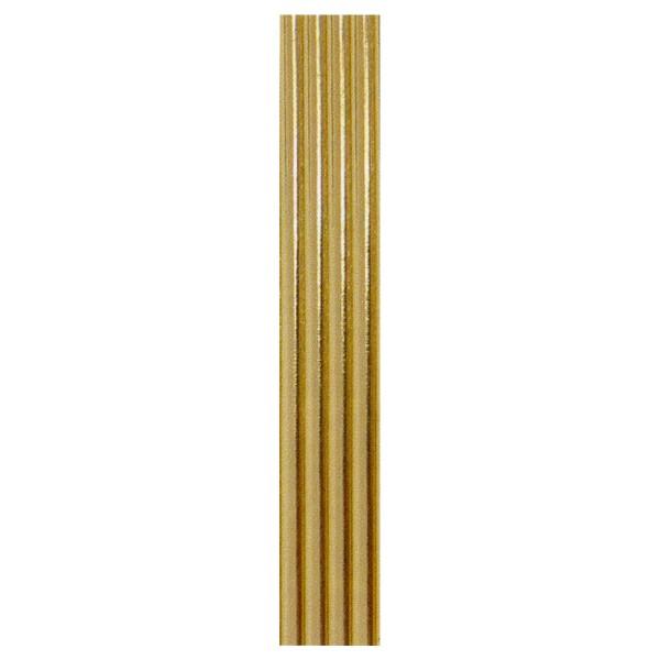 10 Rundstreifen, SB Pack, gold, 250x4mm
