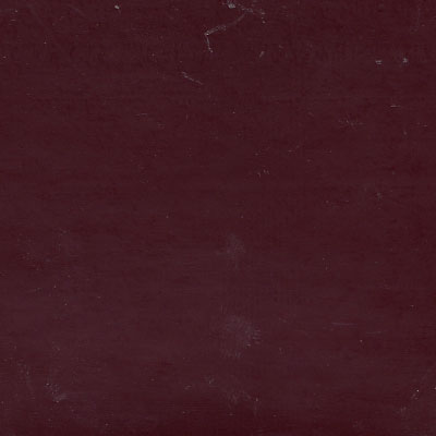 Verzierwachsplatte, Nr. 82, rotbraun, 200 x 100 x 0,5 mm