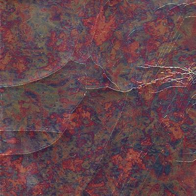 Verzierwachsplatte, Nr. 0919, Multicolor, 200 x 100 x 0,5 mm