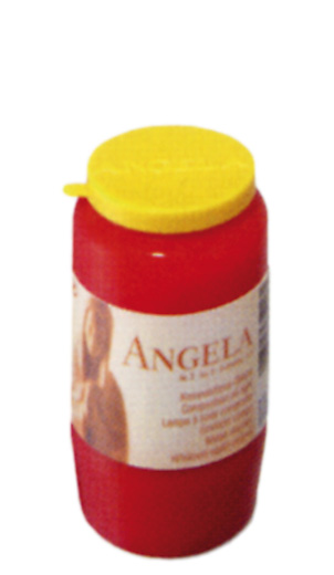 20 Grablichter, Bolsius Kompositions-Öllicht, Angela Nr. 3, rot