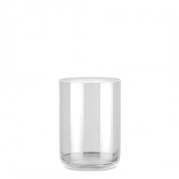 Aeterna Ewiglicht-Glas, gerade, 11 cm, klar