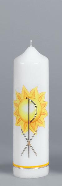 Liturgische Kerze, 2642, 220x60, Fotodruck, ---Abverkauf---