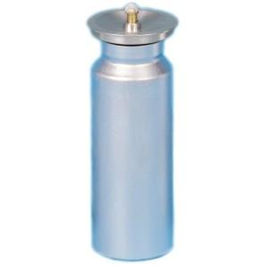 Alu-Nachfülldose, 150 ml, für Dauerkerzen mit Ø 60 mm