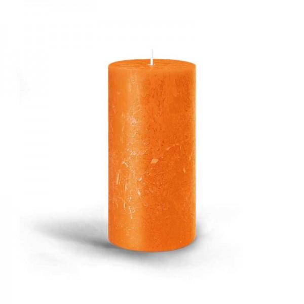 Rustic Kerze, Farben und Größe wählbar